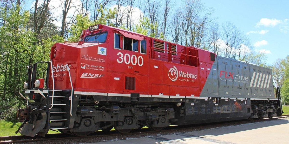 locomotive © wabtec