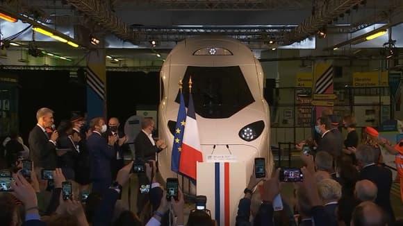 TGV M © © BFM TV