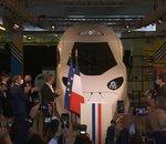 Pour les 40 ans du TGV, la SNCF dévoile son projet de train à grand vitesse du futur