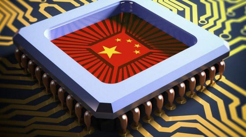 GPU Chine