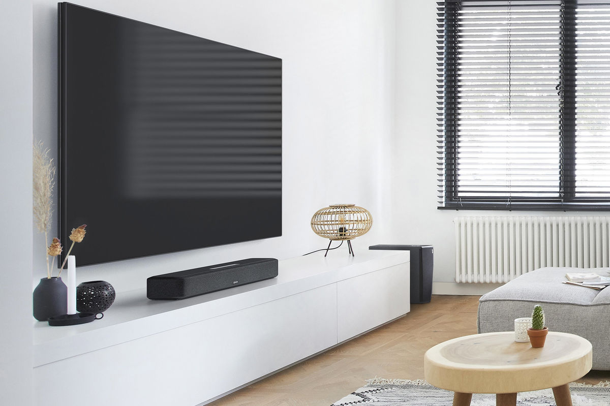 Test Denon Home 550 lifestyle