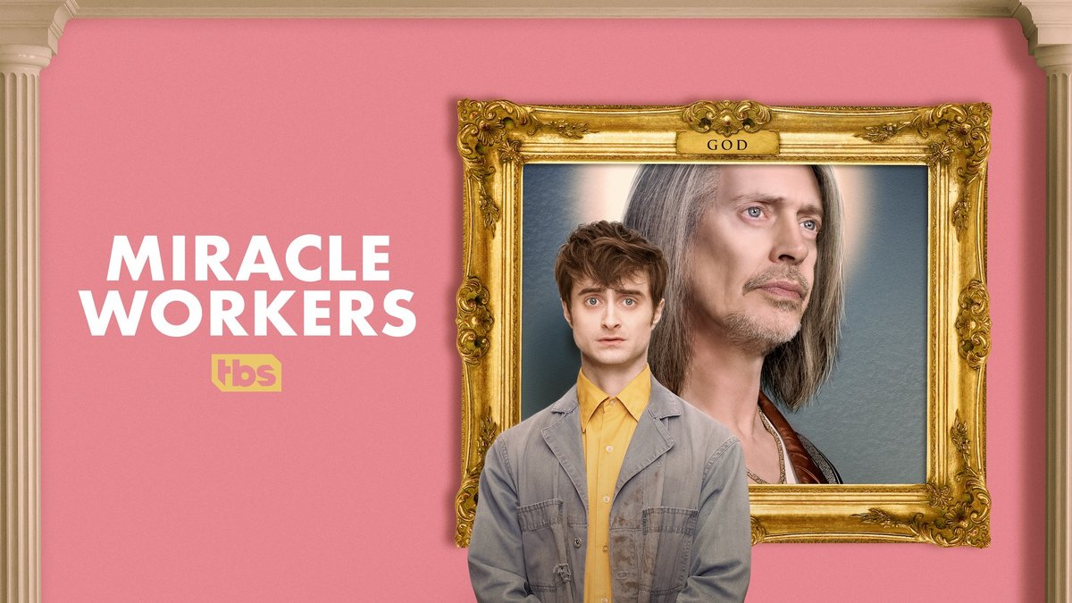 Miracle Workers © TBS