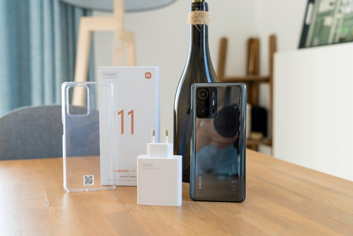 Xiaomi 11T Pro test © © Pierre Crochart pour Clubic