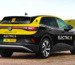 Londres : la plus grande entreprise de taxis privés sera 100 % électrique dès 2023