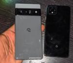 Le Google Pixel 6 Pro fuite en vidéo dans un très beau coloris gris