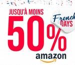 French Days Amazon : Top 6 des offres high-tech à saisir sans tarder