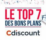 7 promos high-tech à ne pas manquer pour les French Days Cdiscount
