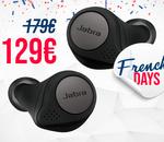 Jabra Elite Active 75t : nouvelle baisse de prix chez Amazon pour les French Days