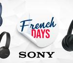 Les casques sans fil Sony en promotion pour les French Days chez Amazon et Cdiscount
