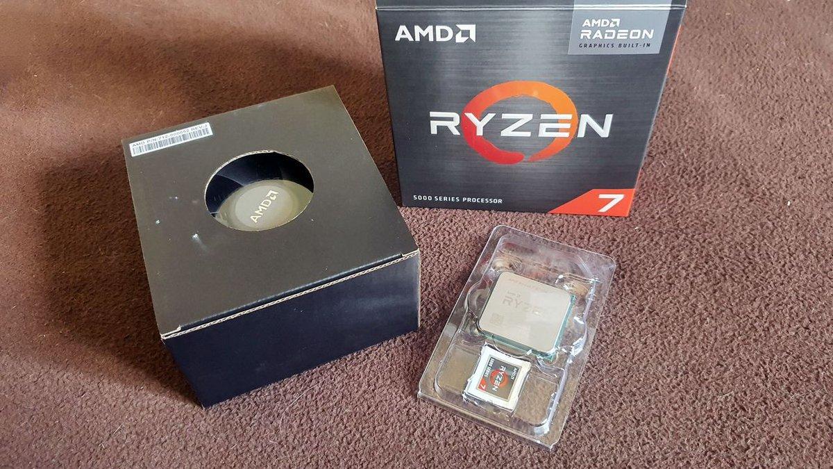 AMD Ryzen 7 5700G © Nerces