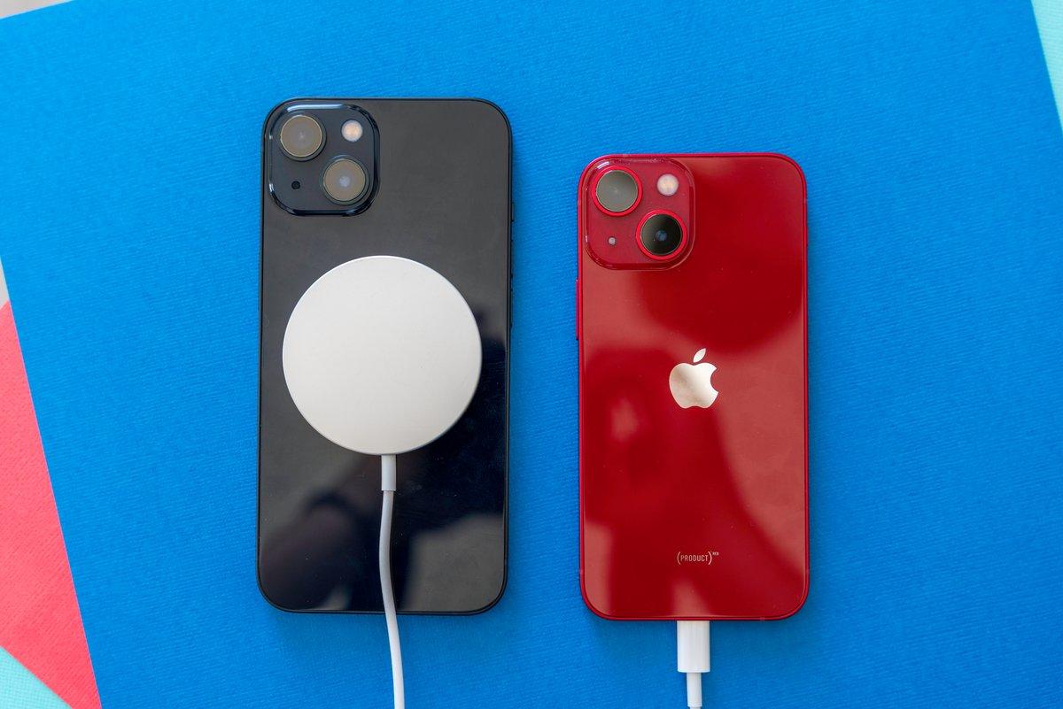 iPhone 13 & iPhone 13 mini test © ©Pierre Crochart pour Clubic