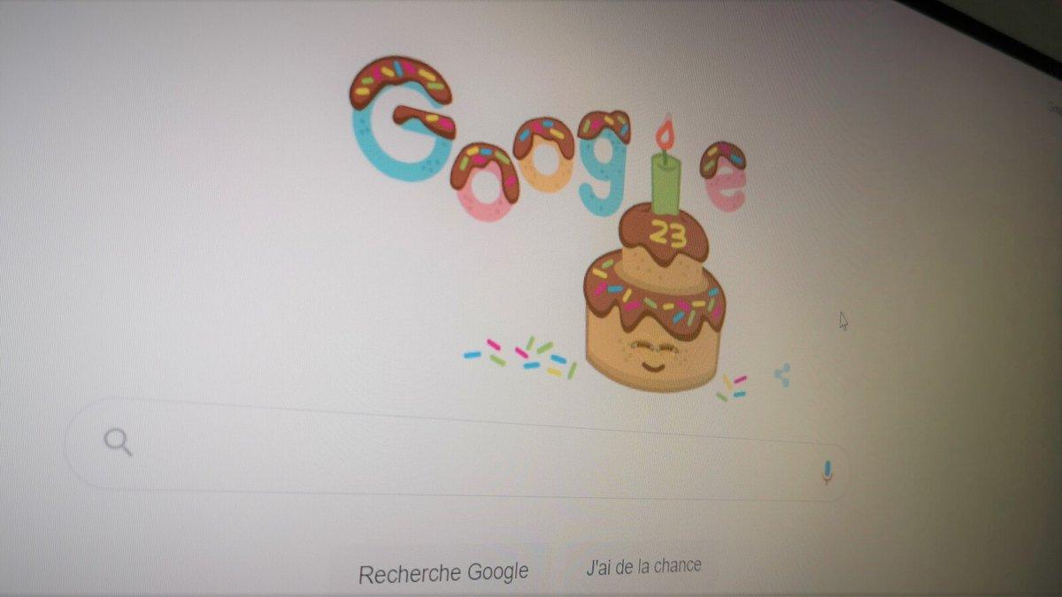 Google 23 ans © Alexandre Boero pour Clubic