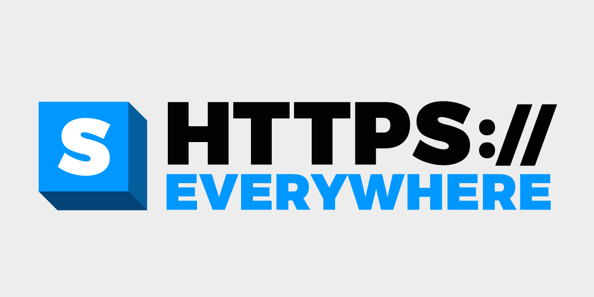 HTTPS Everywhere © Electronic Frontier Foundation