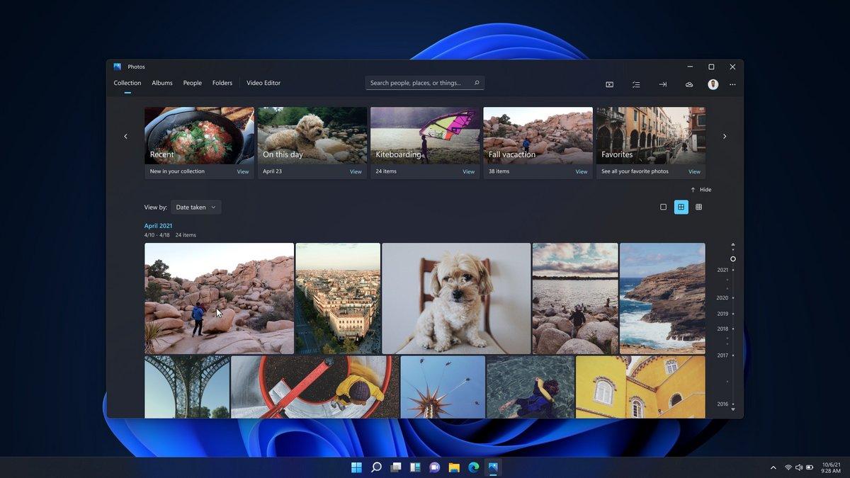 Windows 11 app Photos © Neowin
