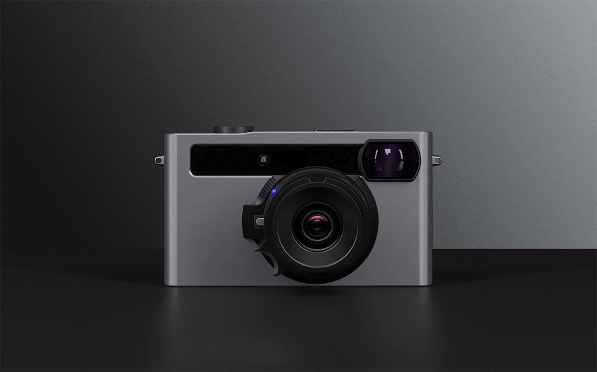 Nouvel appareil photo Pixii © Pixii