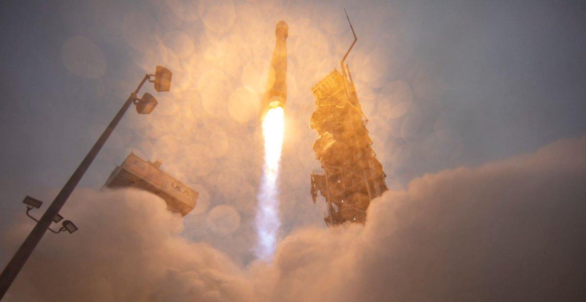 Landsat-9 décollage © United Launch Alliance