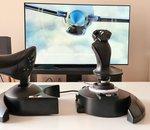 T.Flight Full Kit X : jouer à Flight Simulator avec un joystick sur Xbox Series, c'est possible