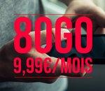 80Go à moins de 10€ : Free joue les prolongations avec son offre forfait mobile
