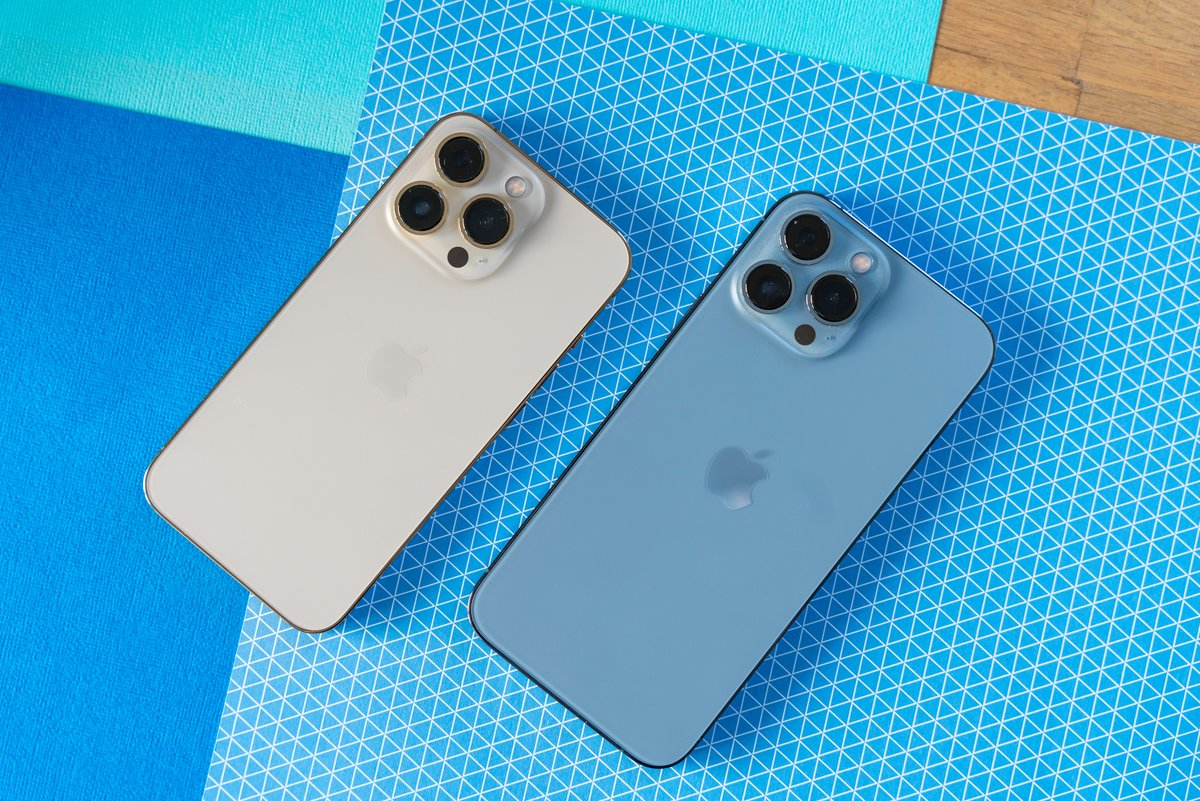 iPhone 13 Pro - iPhone 13 Pro Max test © ©Pierre Crochart pour Clubic