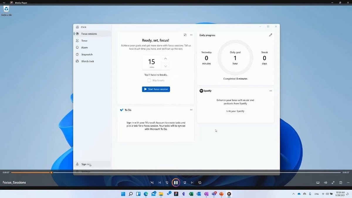 Windows 11 Media Player © Windows Latest