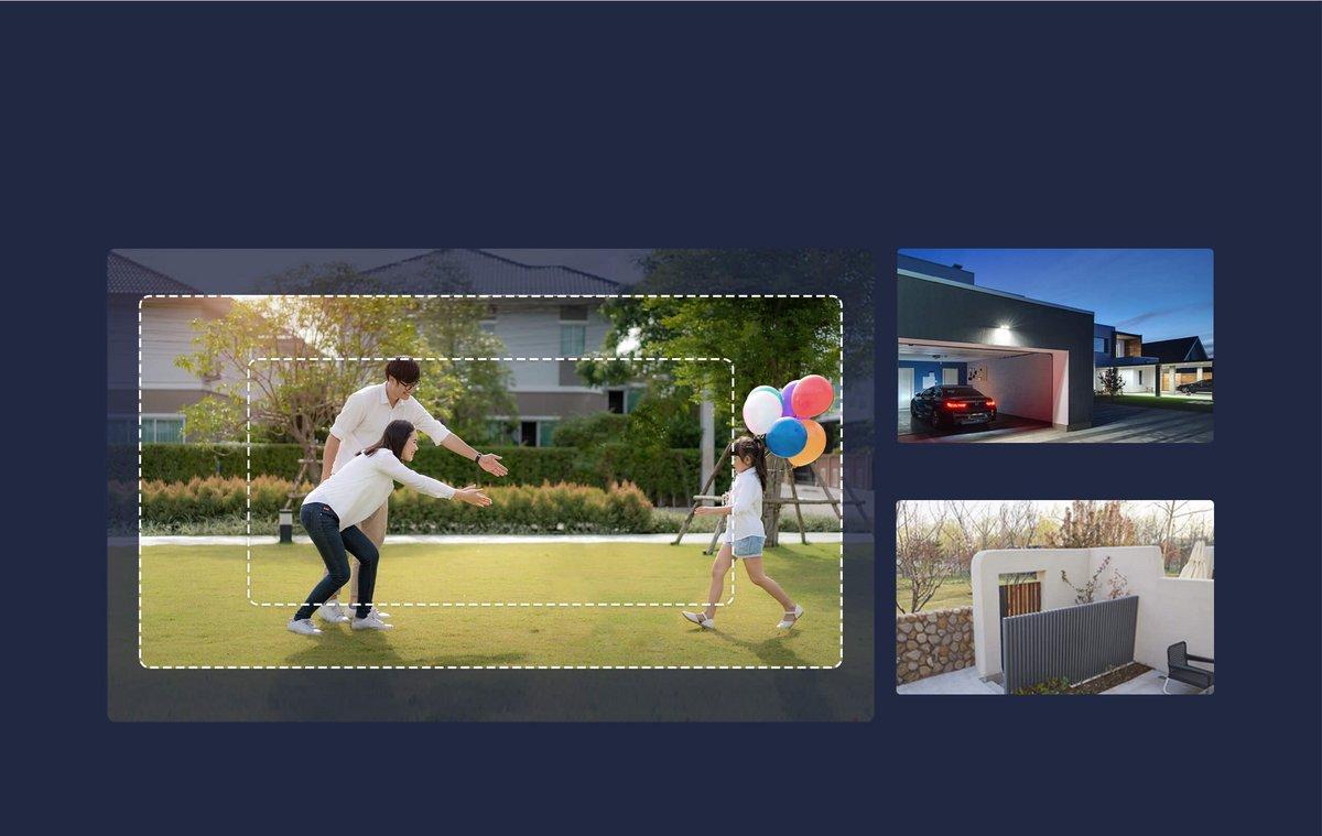 Mi Wireless Outdoor Security Camera 1080 © Xiaomi