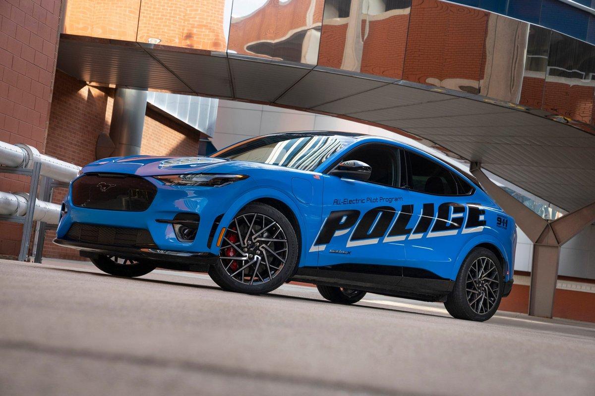 fordpolice © Ford