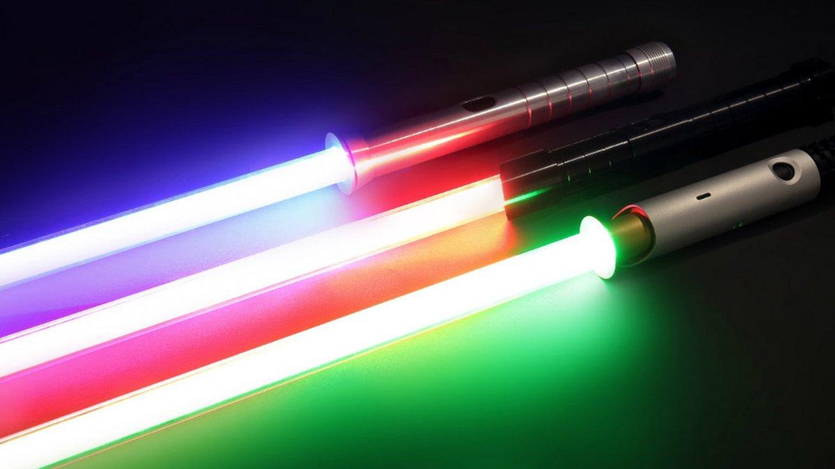 Sabres laser Solaari © Solaari