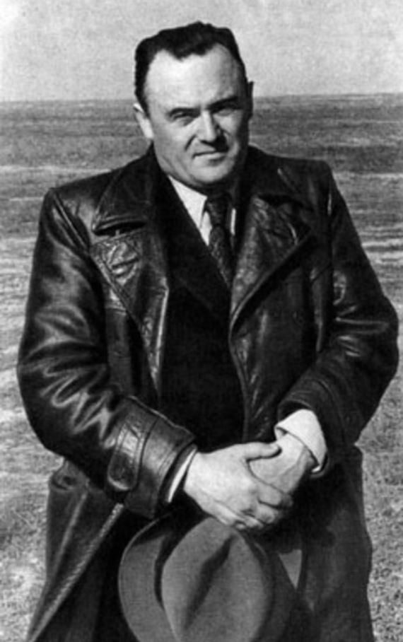 S. Koroliov sergei Korolev © URSS