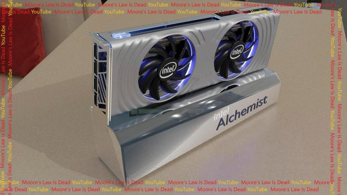 Intel Arc Alchemist © Videocardz