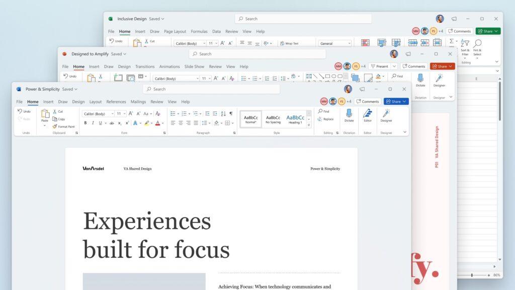 Microsoft Office 2021 © Microsoft