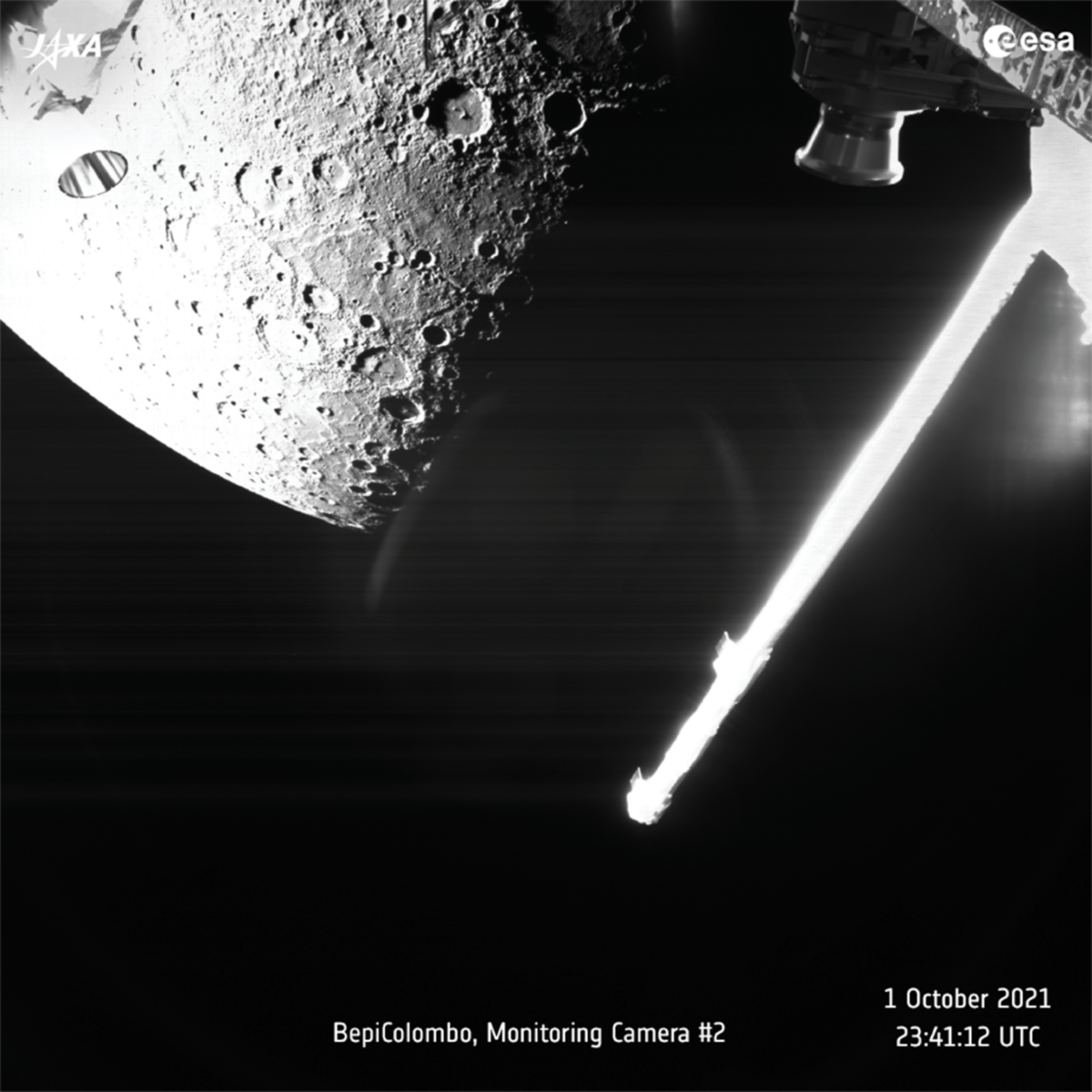 mercure bepicolombo 1 © ESA / JAXA