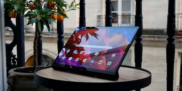 Test de la Lenovo Yoga Tab 13 : une tablette puissante et atypique… mais oubliable