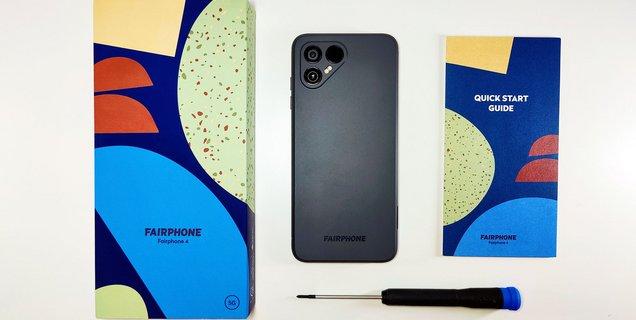 Test Fairphone 4 : le smartphone du futur ?