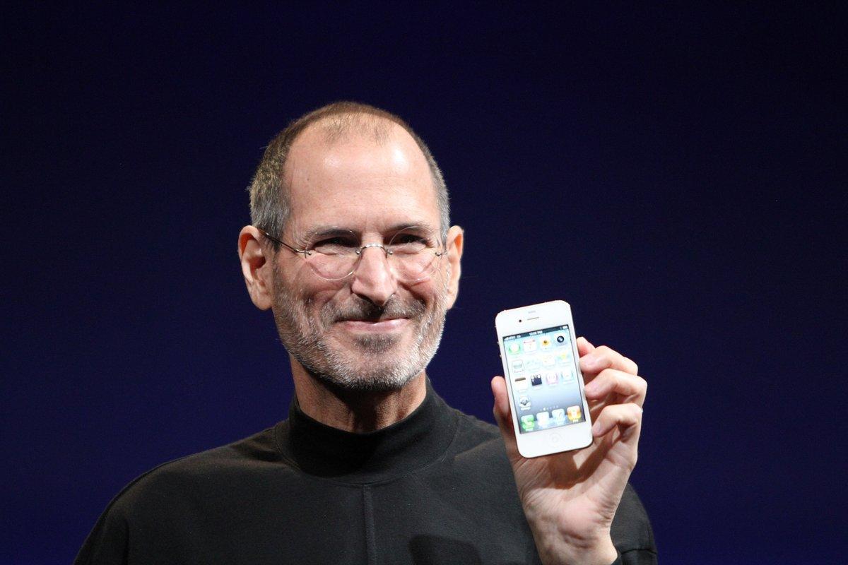Steve Jobs © Matthew Yohe