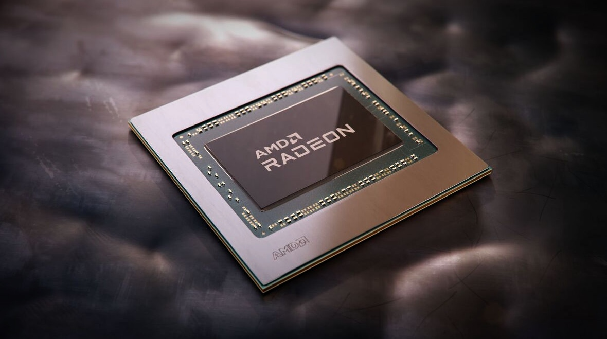 AMD Radeon © © AMD