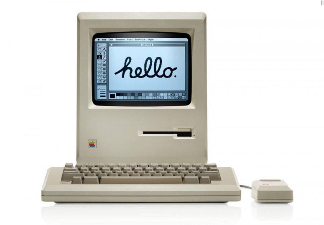 Macintosh 1984 © Apple
