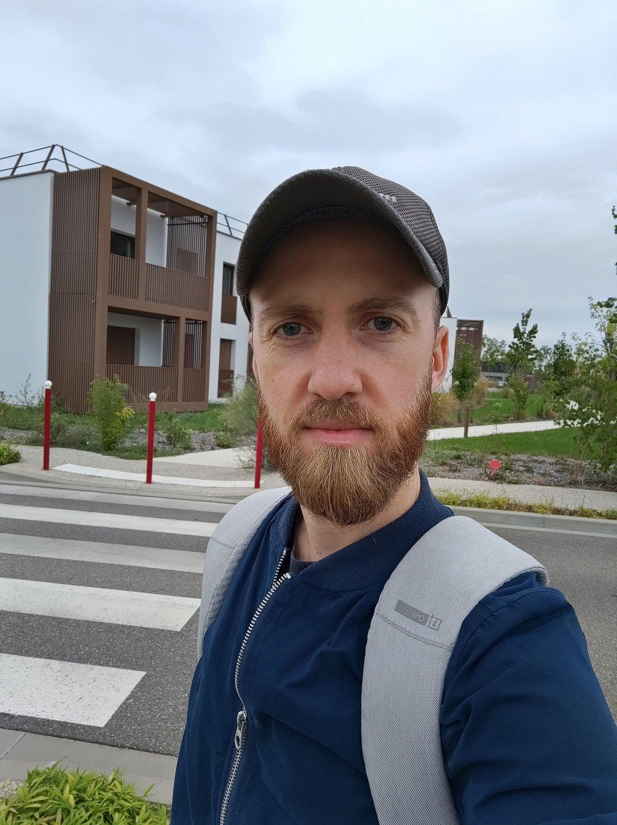 selfie SANS mode pixel élevé fairphone 4