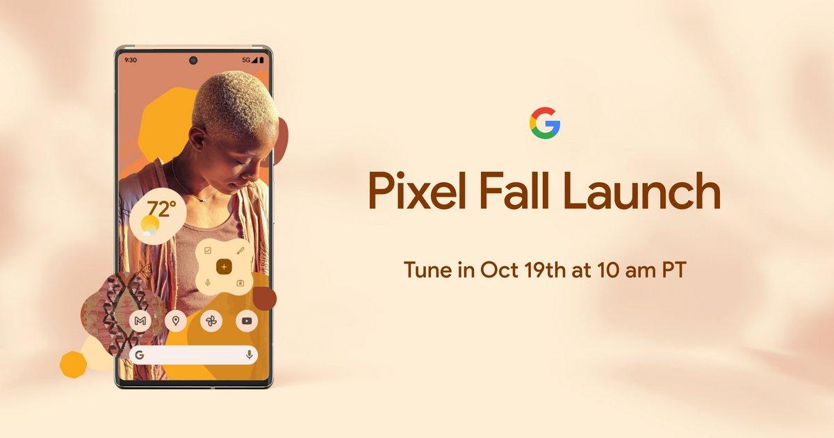 Pixel 6 © Google