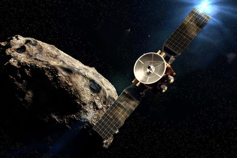 UAE Mission Venus MBRSC © UAE