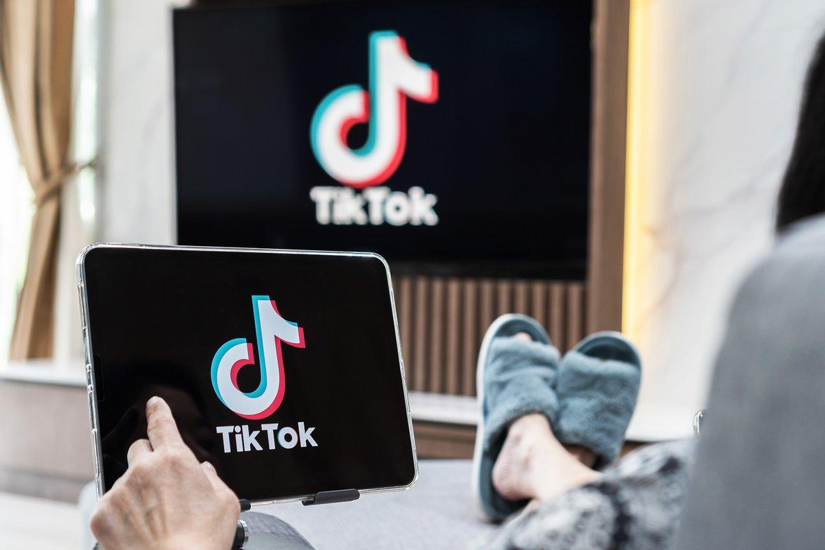 Tiktok © Shutterstock