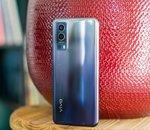 Test vivo Y72 5G : deux jours d'autonomie pour ce smartphone qui ne manque pas de souffle