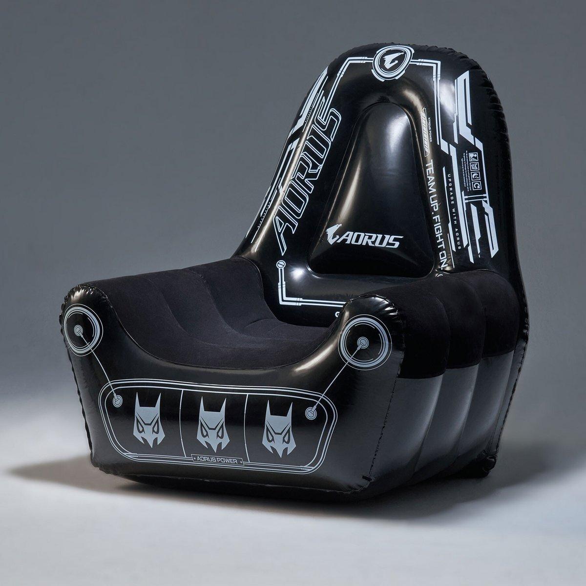 Aorus Gaming Chair © Gigabyte