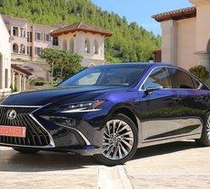 Essai Lexus ES 300h: des retouches timides pour le taxi 5 étoiles électrique ?