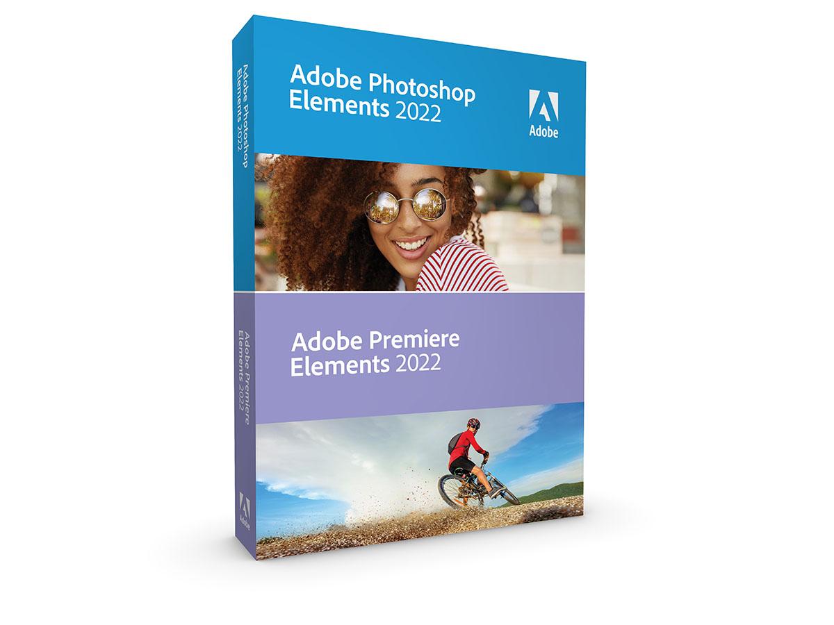 Photoshop-Premiere Elements-2022 © Adobe
