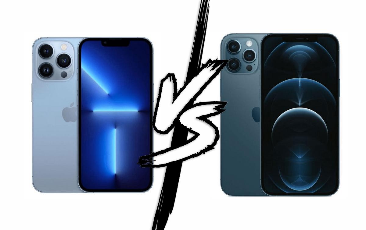 iphone 13 versus