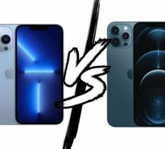 iPhone 13 Pro vs iPhone 12 Pro Max : quel est le meilleur iPhone pour la photo et la vidéo ?