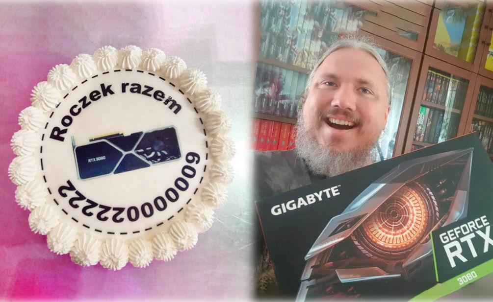 GeForce RTX 3080 Anniversaire © Videocardz