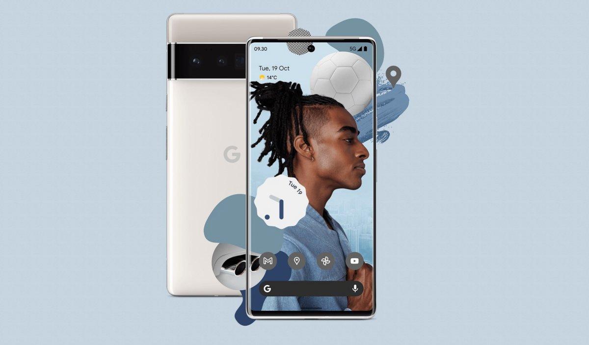 Google Pixel 6 Pro © © Google via Car Phone Warehouse