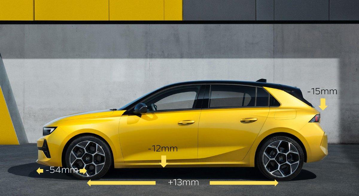 Opel Astra PHEV 2021 © David Nogueira