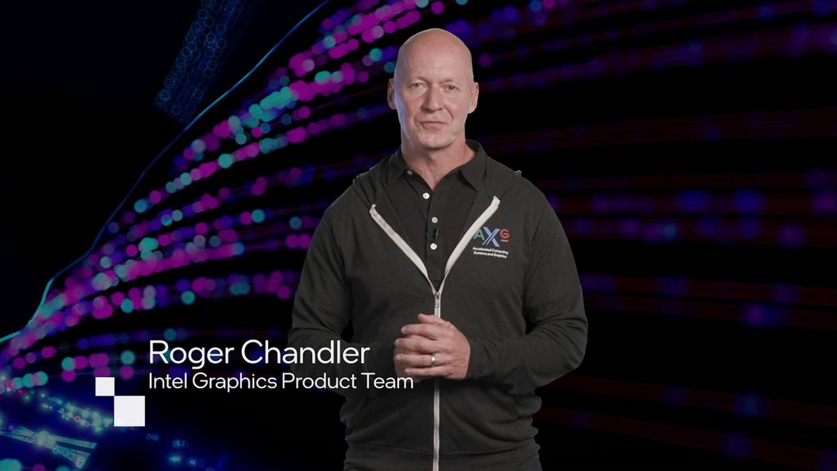 Intel Roger Chandler © Intel